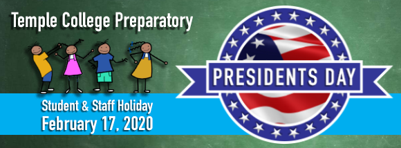 President's Day - School Closed