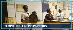 Temple College Prep - In The News