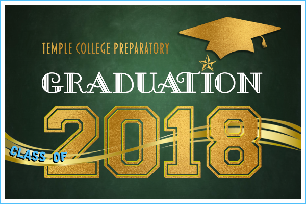 Temple College Prep Graduation Class of 2018