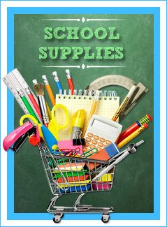 Back to School Supplies: Florida Sales Tax Days: August 4 - August 6, 2018